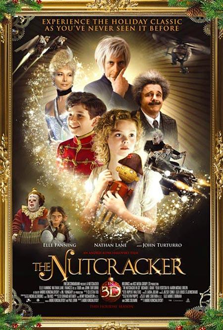 The Nutcracker (2010) 720p BRRip Org Hindi DD 5 1 - Esub - AbhiSona