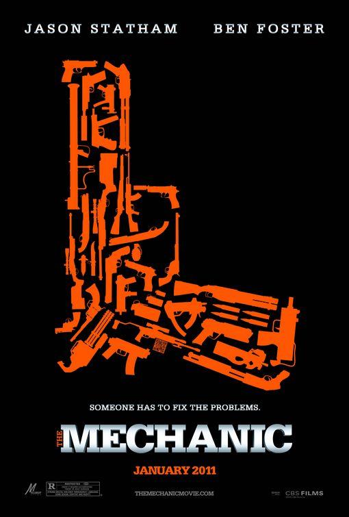 The Mechanic (2011)   Keeping It Reel