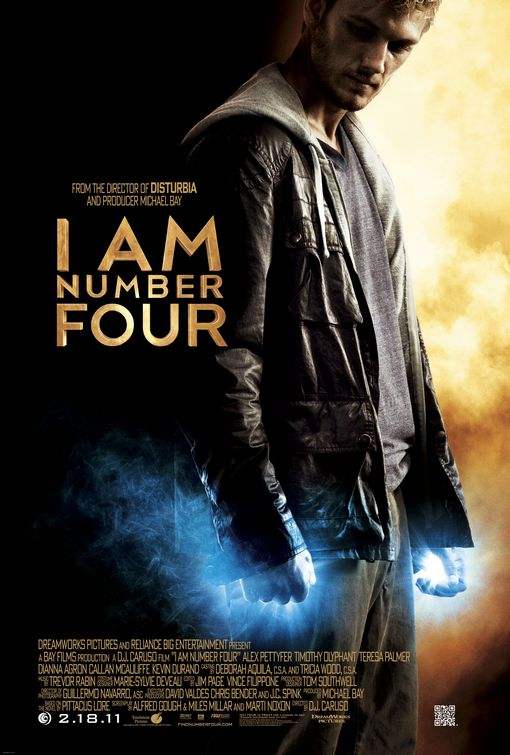 Sinopsis Film I'm Number Four