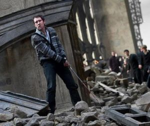 HARRY POTTER AND THE DEATHLY HALLOWS PART 2 Matthew Lewis
