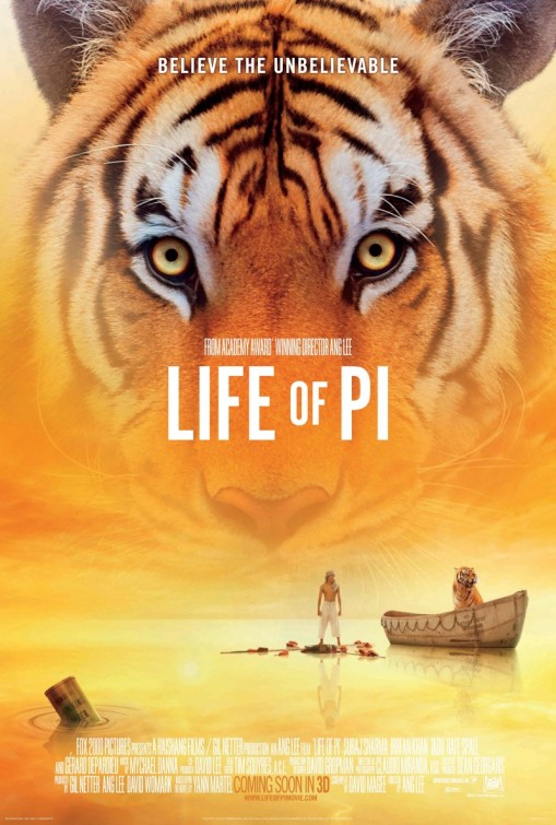when was life of pi written