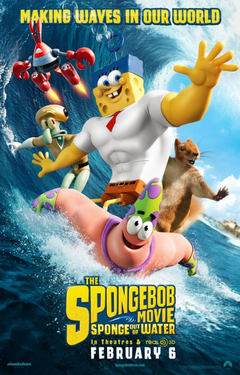 spongeboboutofwaterposter