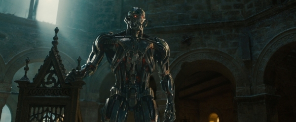 Marvel's Avengers: Age Of Ultron Ultron Ph: Film Frame ©Marvel 2015