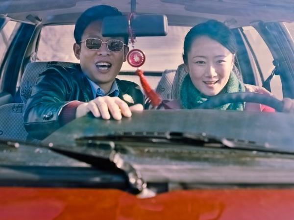 Zhang Yi and Zhao Tao in Mountains May Depart.