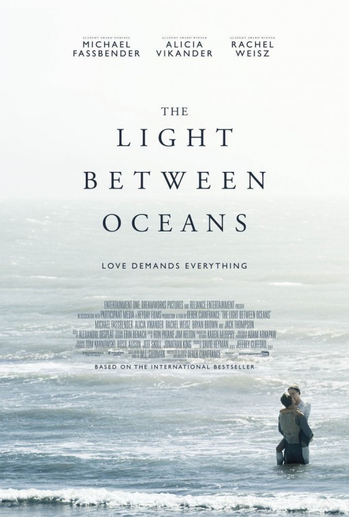 ... The Light Between Oceans. By David J. Fowlie · Light_between_oceans_ver3