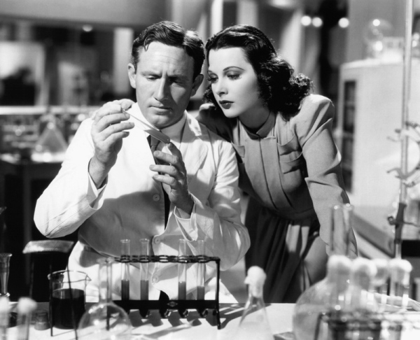 I TAKE THIS WOMAN, Spencer Tracy, Hedy Lamarr, 1940