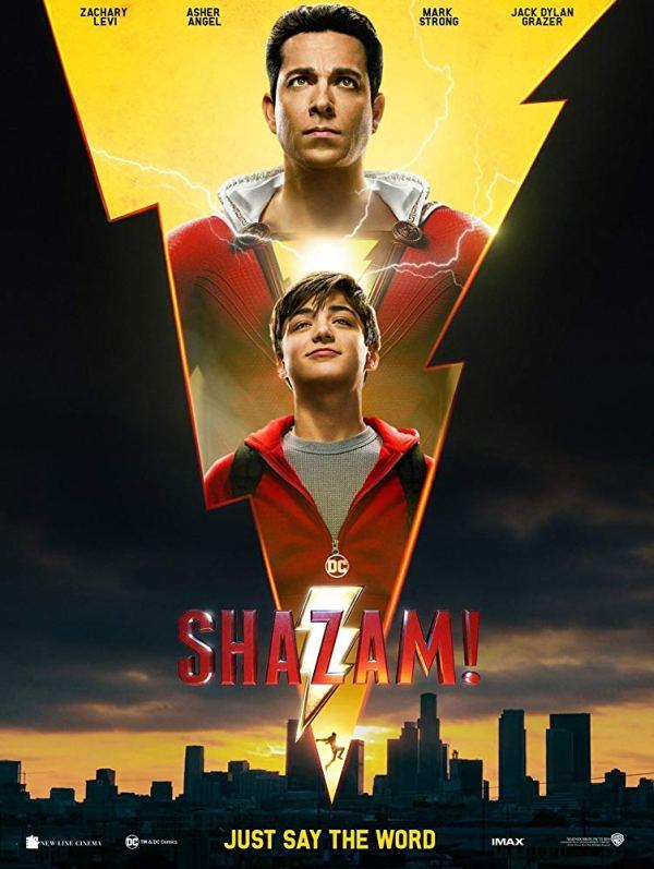 shazam!poster