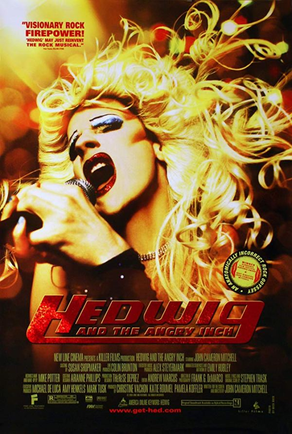 hedwigangryposter