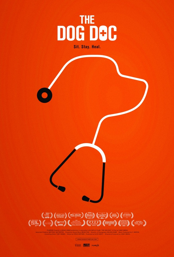 THE DOG DOC Poster